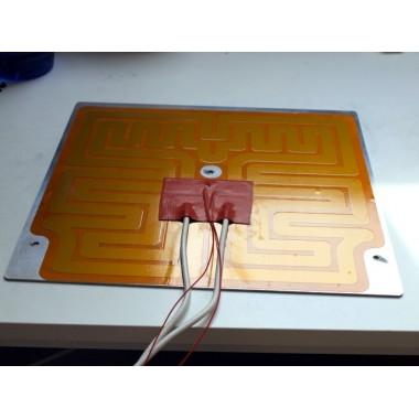 Нагревательная площадка для 3D принтера Felix