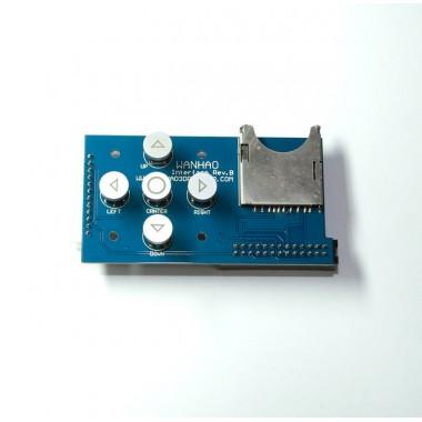 Модуль управления со встроенным Card Reader для 3D принтера Wanhao Duplicatror 4S