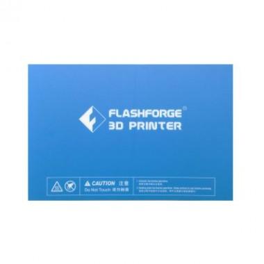 Высокотемпературная подложка для печати для 3D принтера FlashForge Creator Pro