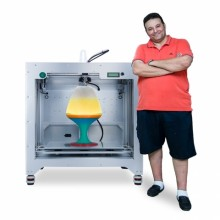 3D принтер Fast Speed 3D Printer-Dragon (L)