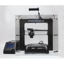 3D принтер Wanhao Duplicator i3 v 2.1 в пластиковом корпусе