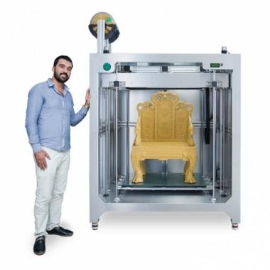 3D принтер High Speed 3D Printer-Dragon (XL)